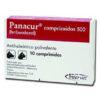 PANACUR 500MG 10 COMPRIMIDOS | ANTIPARASITARIO PARA PERROS