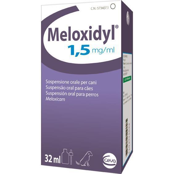 MELOXIDYL ORAL 32ML